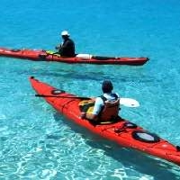 Comino kayaking