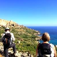 gozo hiking