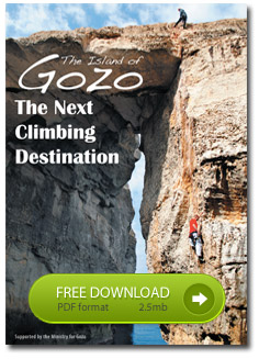 Gozo - The next climbing destination