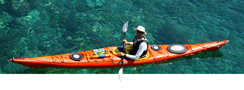 Gozo Adventures Header - Kayaking
